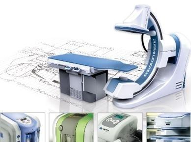 广东深圳专业C型臂X光机产品设计公司470MHz无线通信设备设计